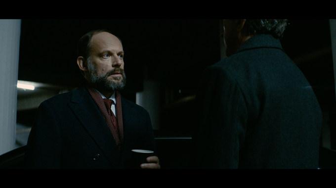 Photo du film La Mécanique de l'ombre