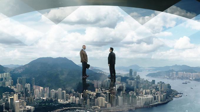 Photo du film Skyscraper en 3D