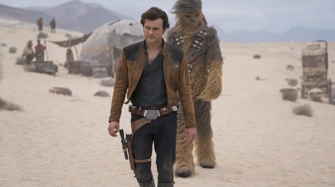 Photo du film Solo: A Star Wars Story en 3D