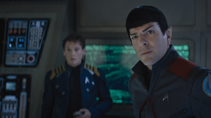 Photo du film Star Trek Sans limites - Son Dolby Atmos