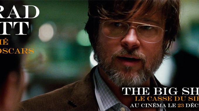 Photo du film THE BIG SHORT : LE CASSE DU SIECLE