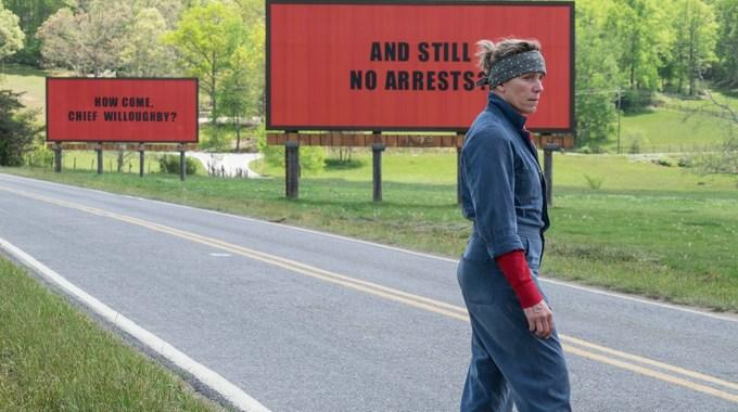 Photo du film 3 Billboards, Les Panneaux de la vengeance