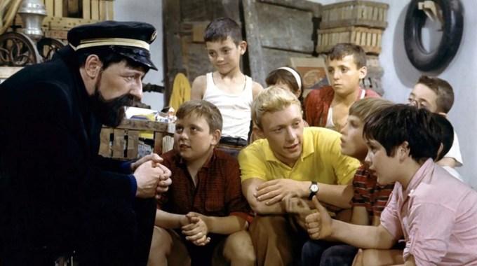 Photo du film Tintin et les oranges bleues