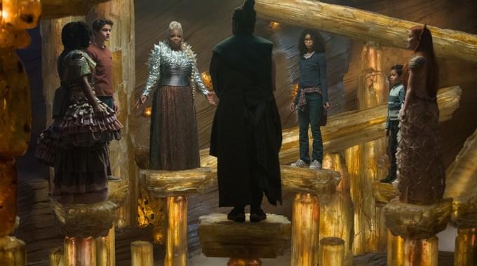 Photo du film Un raccourci dans le temps en 3D