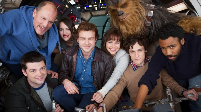 Photo du film Solo: A Star Wars Story