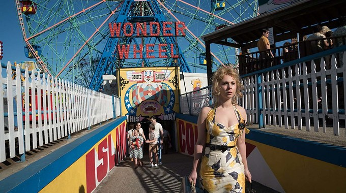 Photo du film Wonder Wheel