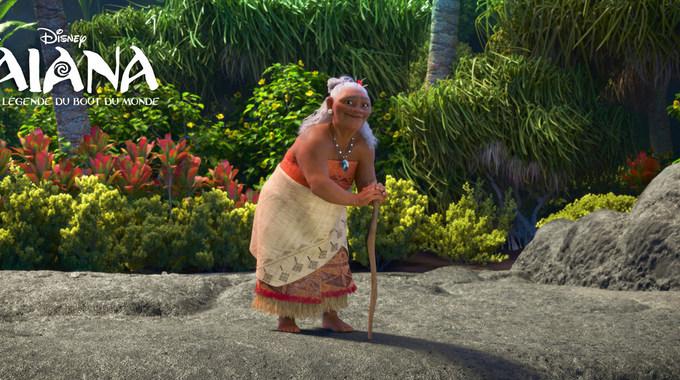 Photo 1 pour Vaiana, la légende du bout du monde en 3D