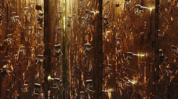 Photo du film Valérian et la Cité des mille planètes en 3D