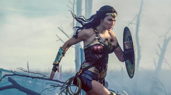 Photo du film Wonder Woman en 3D