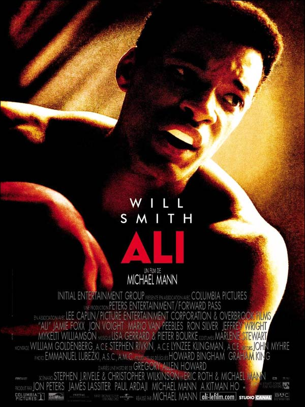 affiche Ali (35MM)