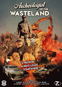 affiche Archeologist Of The Wasteland