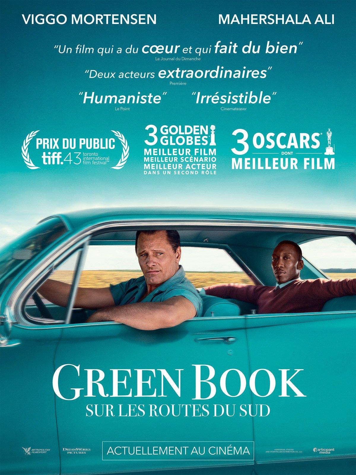 affiche Green Book : Sur les routes du sud