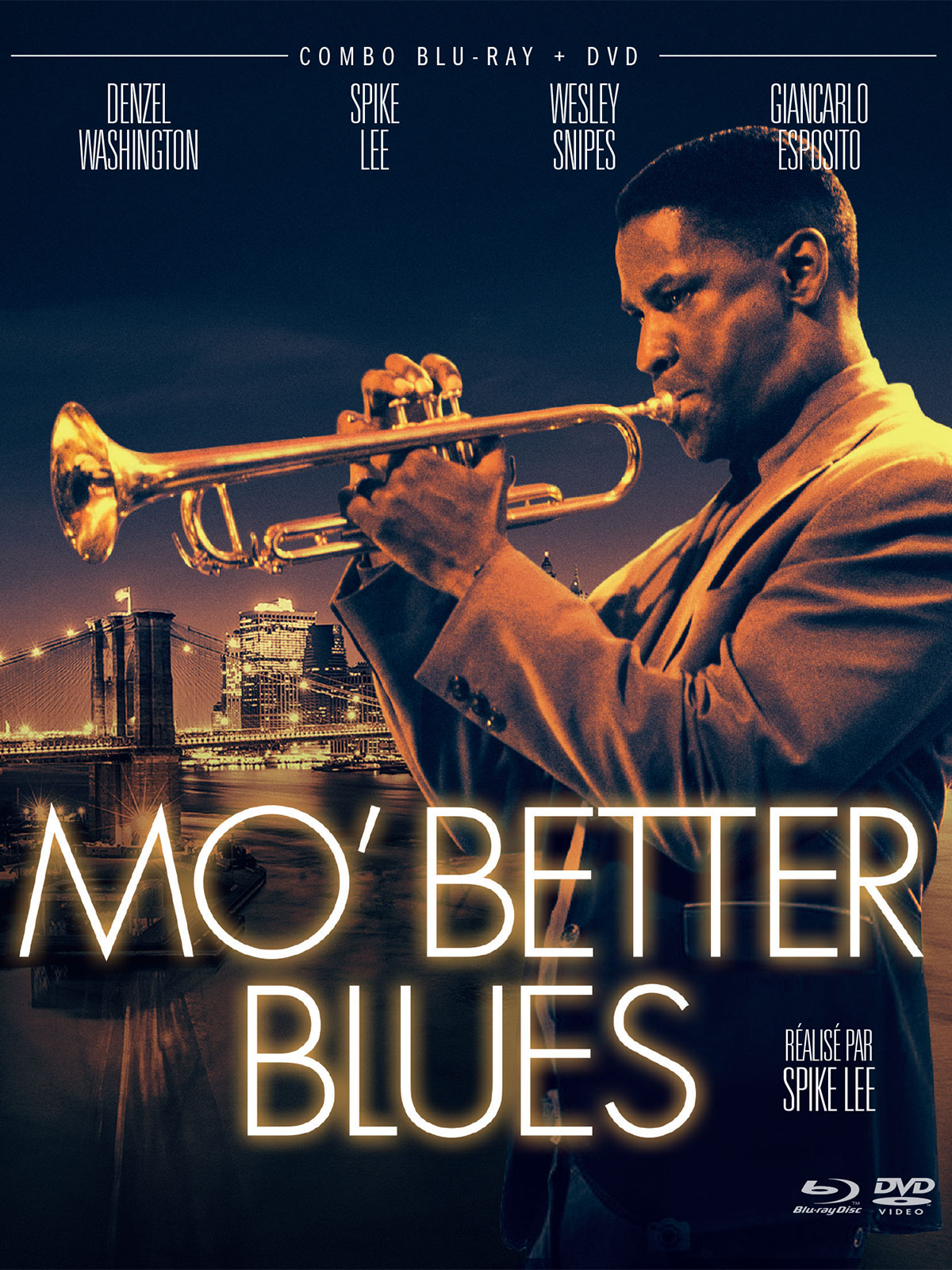 affiche Mo' better blues