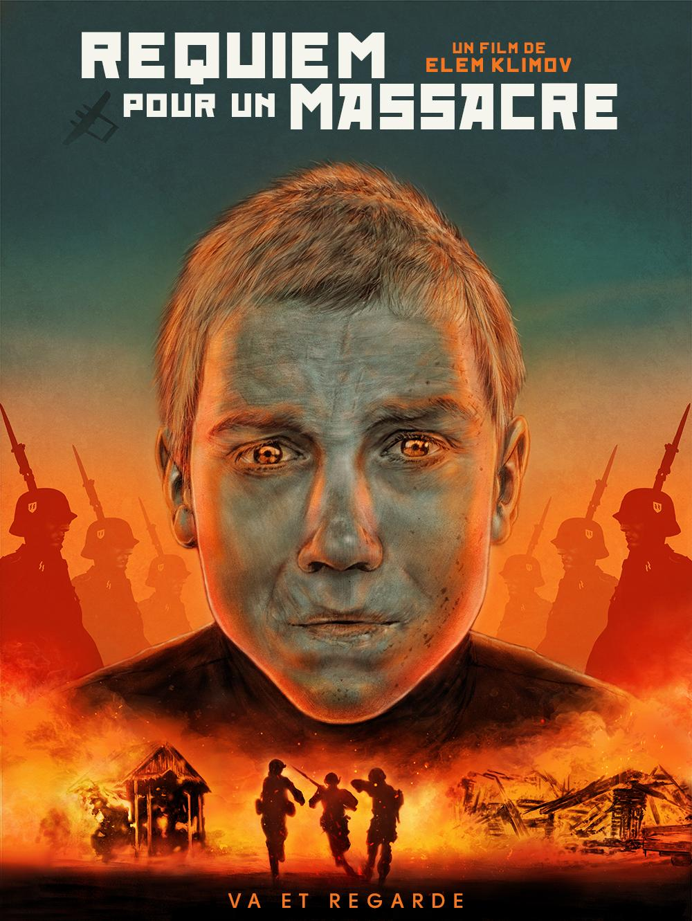 affiche Requiem pour un massacre