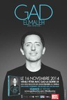 SPECTACLE GAD ELMALEH