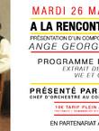A LA RENCONTRE D'UN ANGE