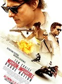 MISSION : IMPOSSIBLE ROGUE NATION