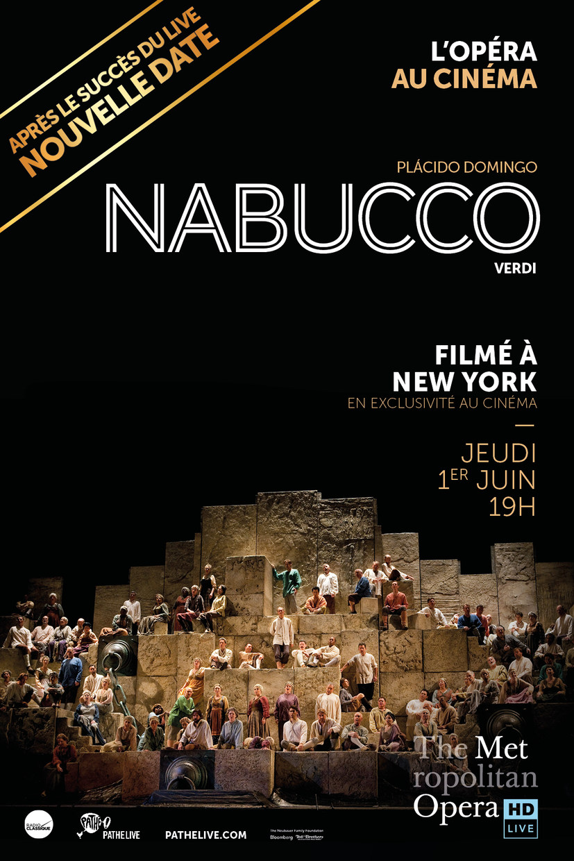 nabucco met path live au les cin mas de saint etienne l 39 alhambra. Black Bedroom Furniture Sets. Home Design Ideas