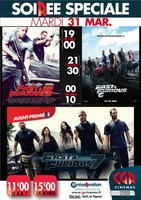 Soir�e FAST AND FURIOUS
