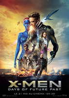 X-MEN : DAYS OF FUTURE PAST EN 3D