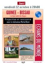 ecran du monde : guinee - bissau