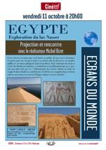ECRAN DU MONDE : EGYPTE