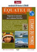 Ecran Du Monde : Equateur
