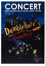 Concert : Dumbledore's Orchestra