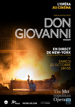 Don giovanni (Met-Path� Live)