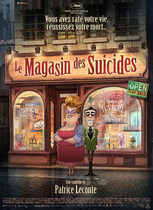LE MAGASIN DES SUICIDES EN 3D