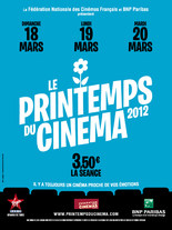 LE PRINTEMPS DU CINEMA 2012