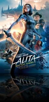 Alita : Battle Angel en 3D