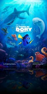 Le Monde de Dory en 3D
