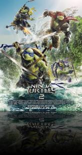 Ninja Turtles 2 en 3D