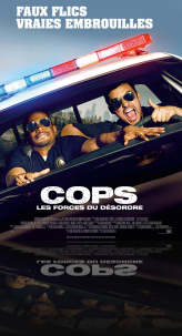 COPS LES FORCES DU DESORDRE