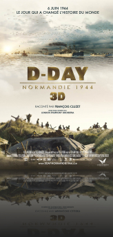 D-DAY NORMANDIE 1944 EN 3D