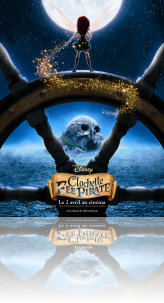CLOCHETTE ET LA FEE PIRATE EN 3D