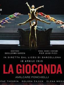 Opéra : LA GIOCONDA (Gran Teatre del Liceu de Barcelone - 2019)