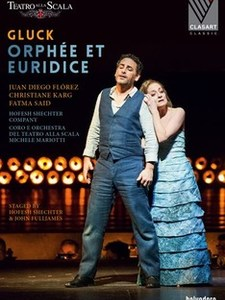 Opéra : ORPHÉE ET EURYDICE (Scala de Milan - 2018)
