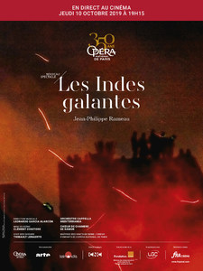 Opéra : LES INDES GALANTES