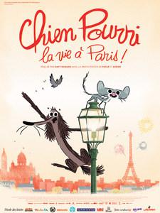 JEUNE PUBLIC : Chien Pourri, la vie à Paris !