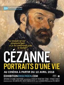 EXPOSITION SUR GRAND ECRAN : Cézanne - Portraits d'une vie