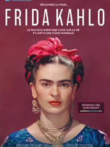 EXPOSITION SUR GRAND ECRAN: Frida Kahlo