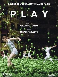 Opéra: Play (Opéra de Paris-FRA Cinéma)