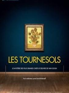 EXPOSITION SUR GRAND ÉCRAN 1: LES TOURNESOLS