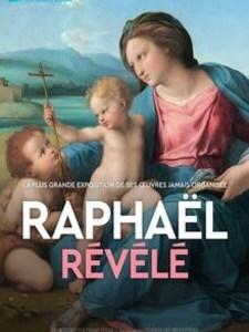 EXPOSITION SUR GRAND ÉCRAN 2: RAPHAËL RÉVÉLÉ