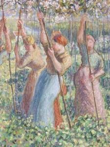 EXPOSITION SUR GRAND ECRAN: Pissarro :père de l'impressionnisme
