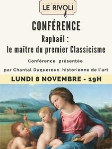 Conférence Raphaël