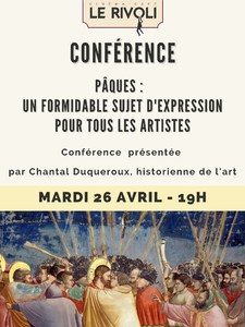 Conférence Pâques