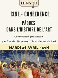 Film + Conférence Pâques